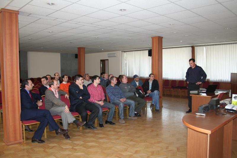 Seminars on boilers