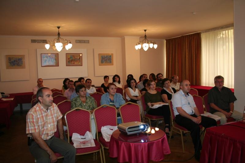 "Seminar ""Soler & Palau ventilation systems"""